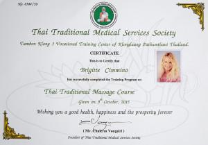 Diplom Brigitte